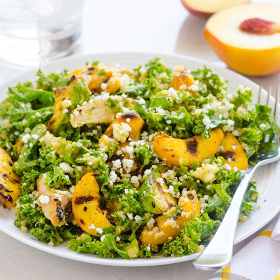 http://www.alltopfood.com/healthy-grilled-peach-avocado-chicken-kale-quinoa-salad/