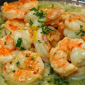 Simple Delicious Shrimp Scampi February 17
