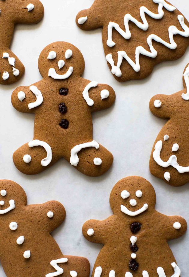 7 Best Gingerbread Man Cookie Recipes All Top Food