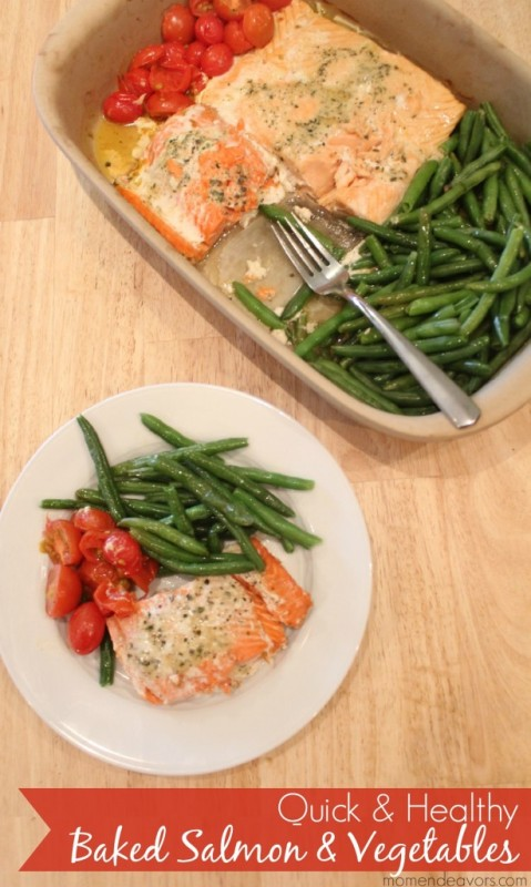 http://www.momendeavors.com/2014/01/quick-healthy-recipe-one-pan-baked-salmon-vegetables.html